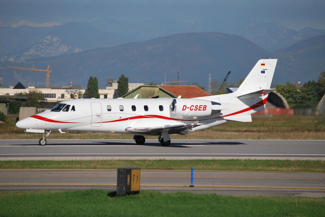 D-CSEB Ce560XLS+ 560-6093 Wurth Aviation