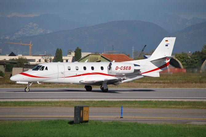 D-CSEB Ce560XLS+ 560-6093 Wurth Aviation