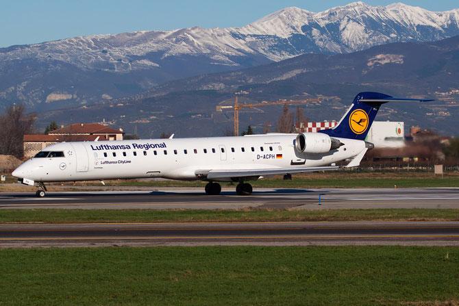 Canadair Regional Jet - MSN 10043 - D-ACPH  @ Aeroporto di Verona © Piti Spotter Club Verona
