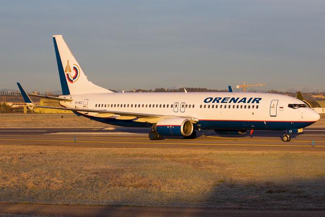 Boeing 737 Next Gen - MSN 32625 - VP-BEZ @ Aeroporto di Verona © Piti Spotter Club Verona