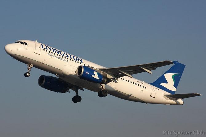 Airbus A320 - MSN 2157 - EI-ERH