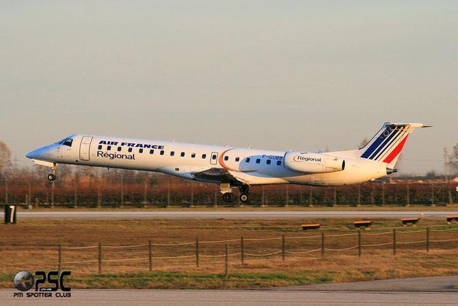 Embraer 135/145 - MSN 419 - F-GUBB  @ Aeroporto di Verona © Piti Spotter Club Verona