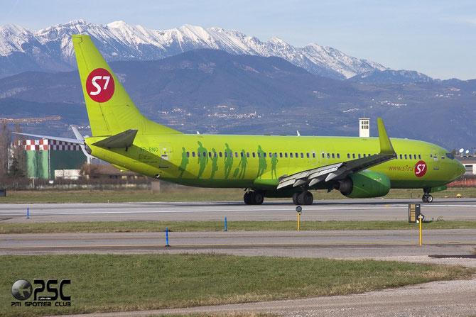Boeing 737 Next Gen - MSN 30640 - VP-BNG  @ Aeroporto di Verona © Piti Spotter Club Verona