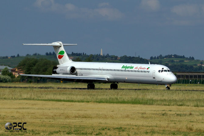 LZ-LDW MD-82 49795/1639 Bulgarian Air Charter
