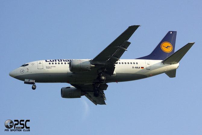 Boeing 737 - MSN 25358 - D-ABJI  @ Aeroporto di Verona © Piti Spotter Club Verona