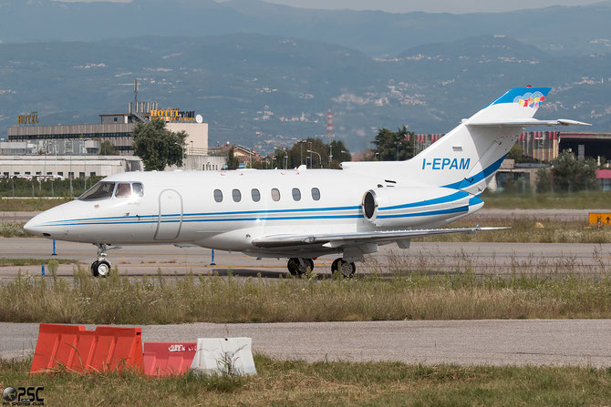 I-EPAM BAe125-750 HB-32 Leasint SpA