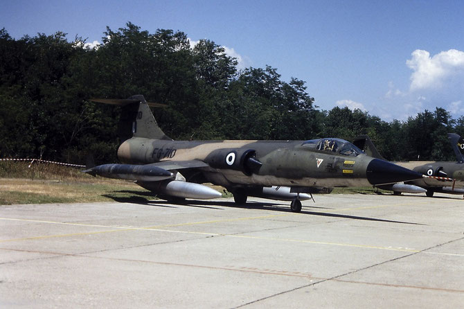 32710 FG-710 F-104G 6062 Agrinion