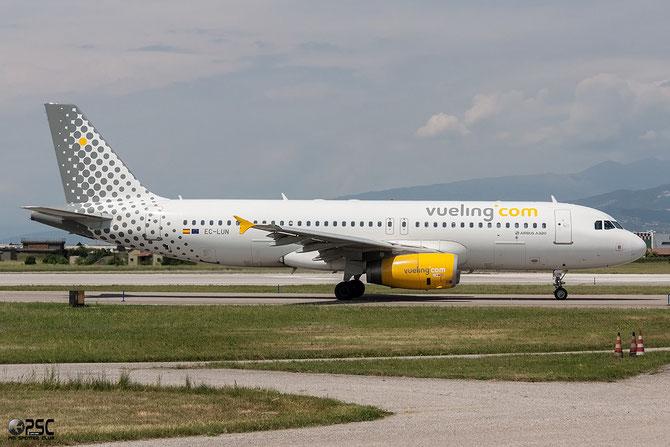 EC-LUN A320-232 5479 Vueling Airlines @ Aeroporto di Verona © Piti Spotter Club Verona