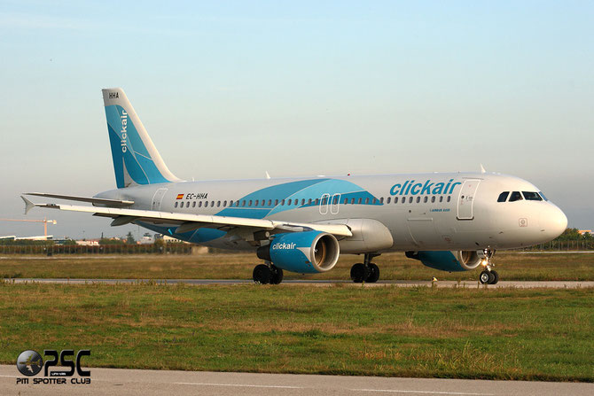 Airbus A320 - MSN 1221 - EC-HHA @ Aeroporto di Verona © Piti Spotter Club Verona