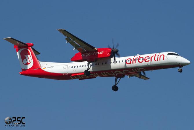 D-ABQI DHC-8-402 4264 Air Berlin