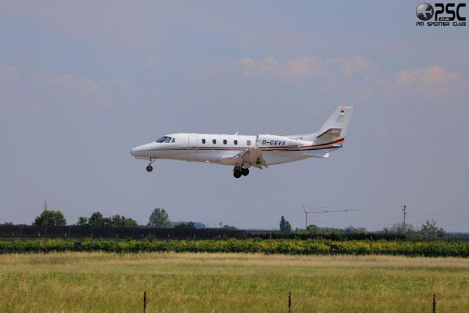 D-CVVV Ce560XLS 560-5723 Augusta Air GmbH