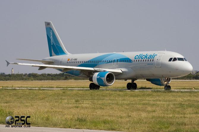 Airbus A320 - MSN 143 - EC-GRG  @ Aeroporto di Verona © Piti Spotter Club Verona
