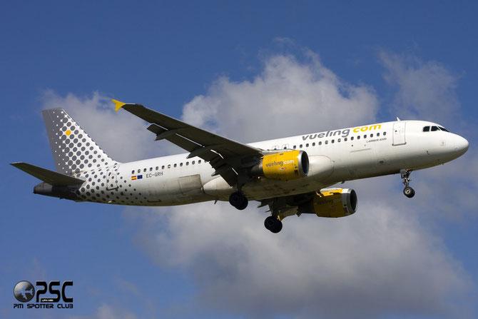 Airbus A320 - MSN 146 - EC-GRH @ Aeroporto di Verona © Piti Spotter Club Verona