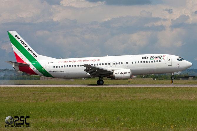 Boeing 737 - MSN 27003 - EI-COK @ Aeroporto di Verona © Piti Spotter Club Verona