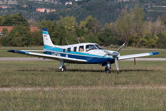 I-ACVM - Piper PA-32R-301T Turbo Saratoga II TC  @ Aeroporto Verona Boscomantico © Piti Spotter Club Verona