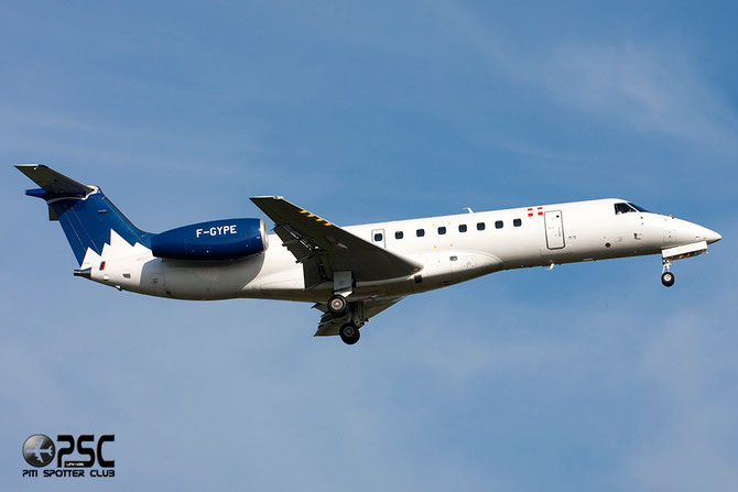 F-GYPE ERJ135LR 145492 Pan Européenne Air Service