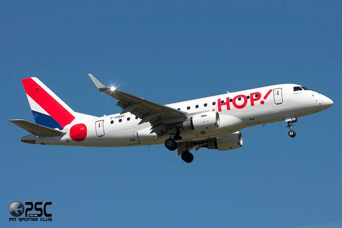 Embraer 170/175 - MSN 263 - F-HBXC (Hop! livery) @ Aeroporto di Verona © Piti Spotter Club Verona