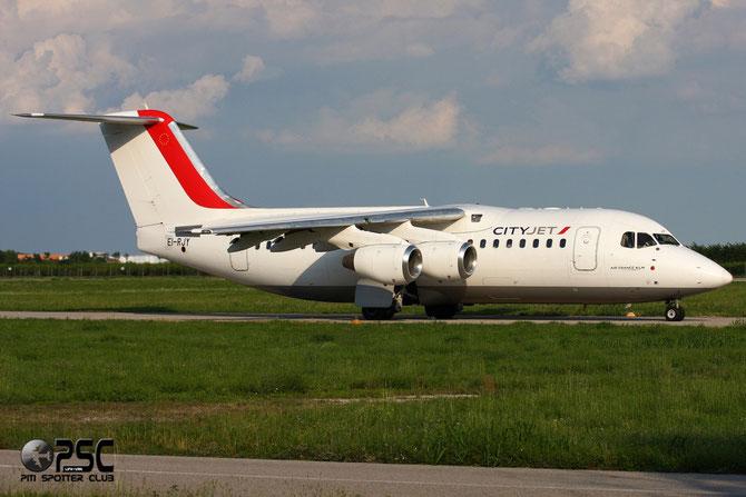EI-RJY BAe146-RJ85 E2307 CityJet