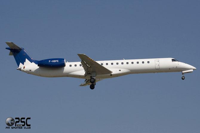 F-HBPE ERJ145LR 145106 Pan Européenne Air Service