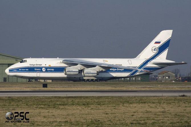 Volga Dnepr Airlines - Antonov An-124-100 Ruslan - RA-82044 @ Aeroporto di Verona © Piti Spotter Club Verona