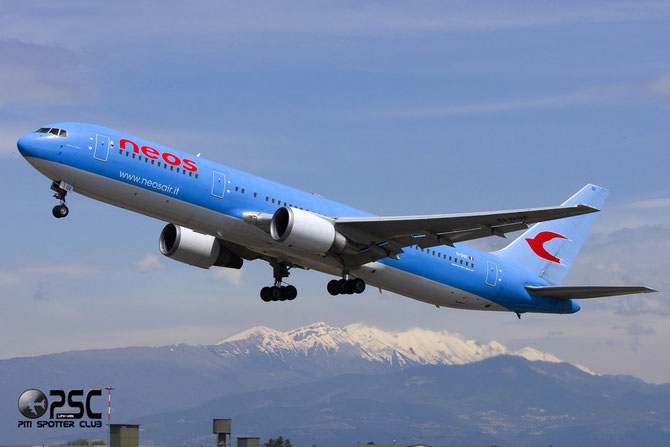 Boeing 767 - MSN 27610 - EI-DOF @ Aeroporto di Verona © Piti Spotter Club Verona