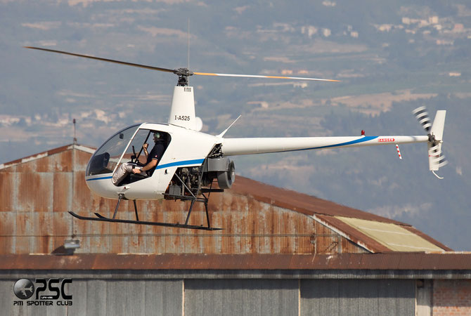 I-A525 - Airline: Private Aircraft: Robinson R22 Beta II