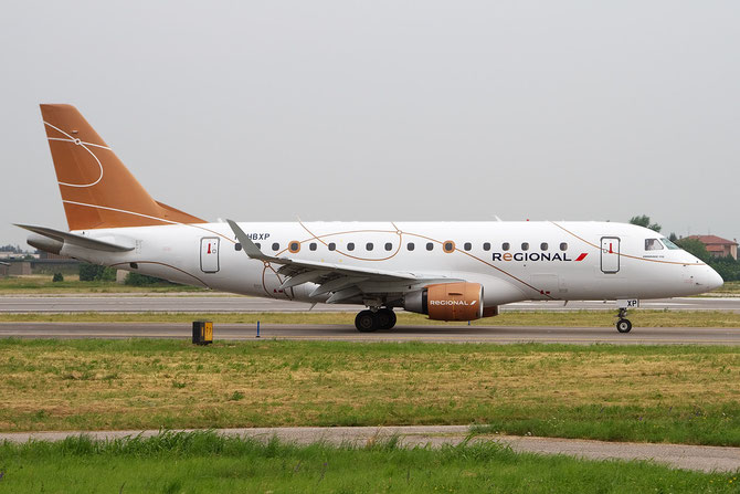 Embraer 170/175 - MSN 36 - F-HBXP  @ Aeroporto di Verona © Piti Spotter Club Verona