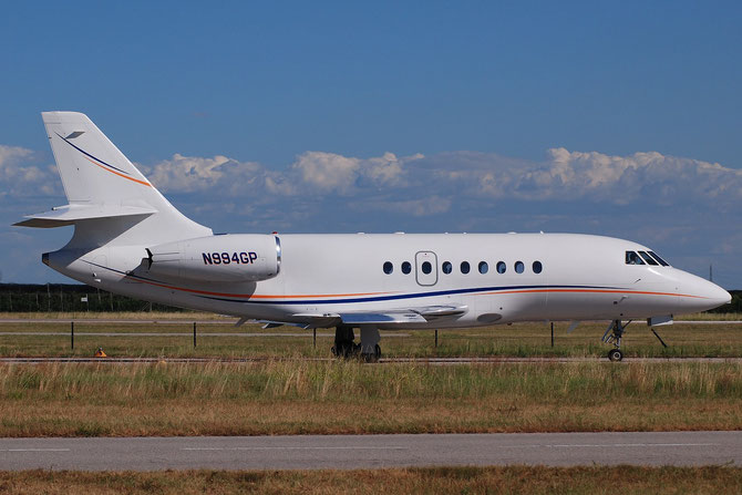 N994GP Falcon 2000EX-EASy 105 PIK Group