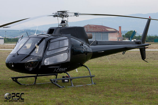 I-CRMC - Aerospatiale AS350 Ecureuil / Squirrel