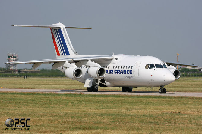 EI-RJR BAe146-RJ85 E2364 CityJet