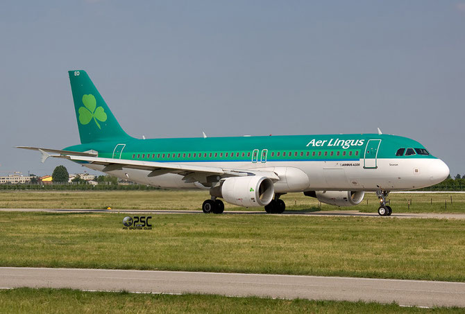 Airbus A320 - MSN 2486 - EI-DEO @ Aeroporto di Verona © Piti Spotter Club Verona