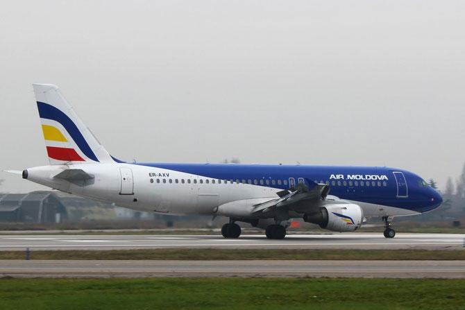ER-AXV A320-211 622 Air Moldova