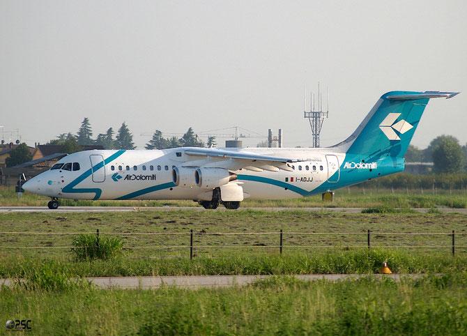 BAe 146 / Avro RJ - MSN 3155 - I-ADJJ @ Aeroporto di Verona © Piti Spotter Club Verona