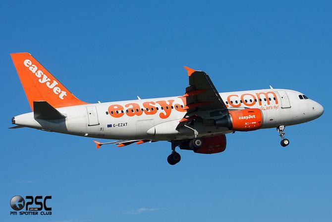 Airbus A319 - MSN 2782 - G-EZAT @ Aeroporto di Verona © Piti Spotter Club Verona