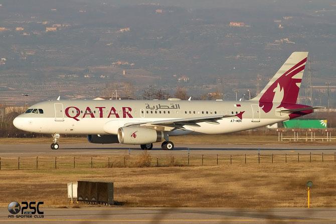 A7-MBK A320-232 (ACJ) 4170 Government of Qatar - Qatar Airways Amiri Flight
