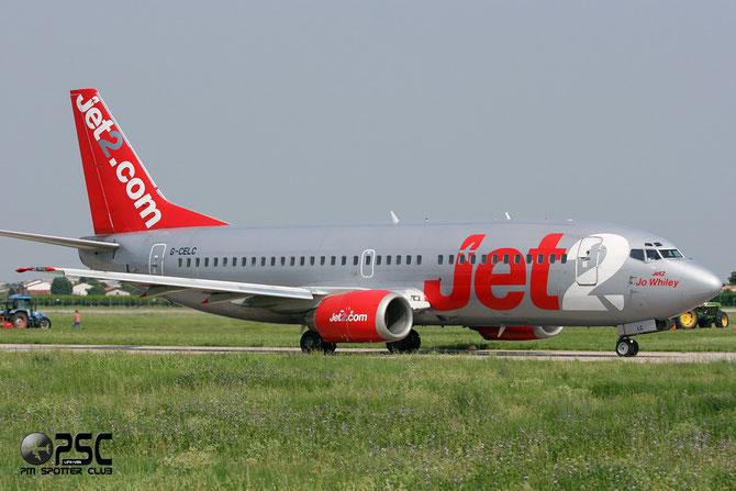 G-CELC B737-33A 23831/1471 Jet2