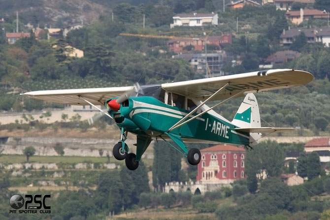 I-ARME -  Piper PA-22 Tri-Pacer