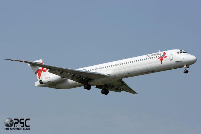 SE-RBE MD-82 49152/1089 FlyNordic