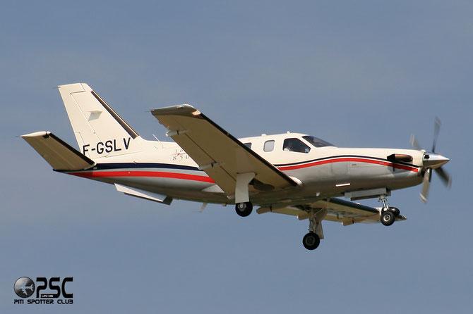 F-GSLV TBM-850 419 Salvagnini Nederland BV