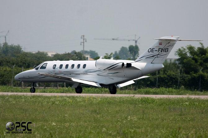 OE-FHB Ce525A 525A-0049 Bertsch-Aviation GmbH
