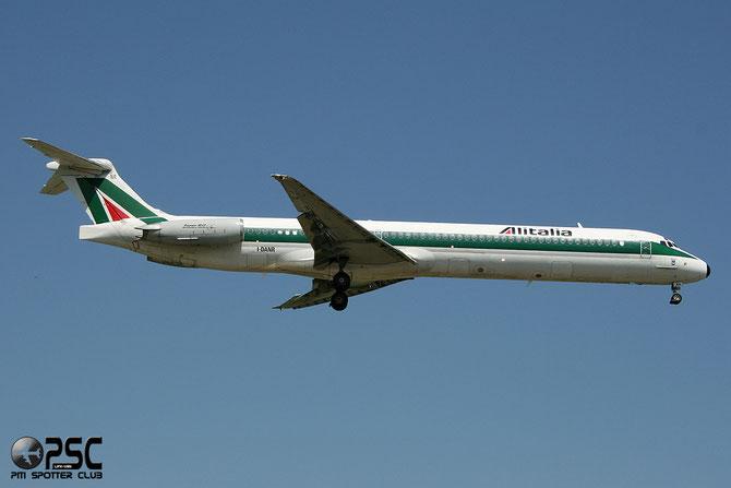 McDonnell Douglas MD-80/90 - MSN 53203 - I-DANR (old c/s) @ Aeroporto di Verona © Piti Spotter Club Verona