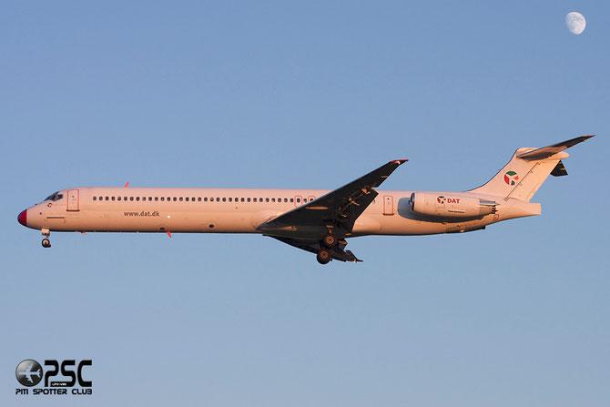 OY-RUE MD-83 49936/1778 Danish Air Transport