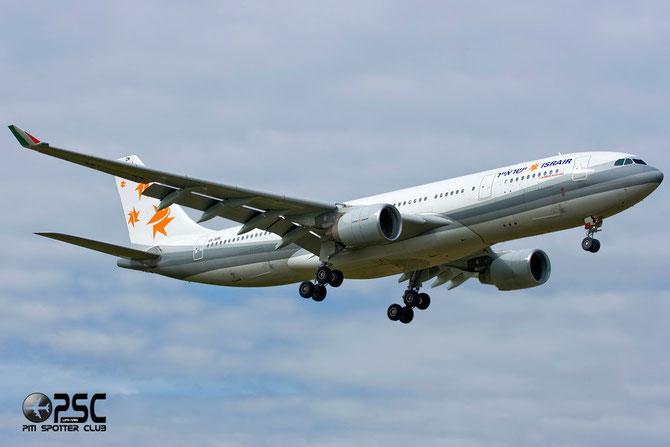 4X-ABE A330-223 822 Israir