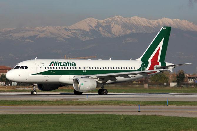 Airbus A319 - MSN 5130 - EI-IMU @ Aeroporto di Verona © Piti Spotter Club Verona