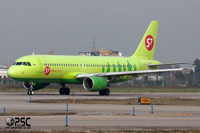 Airbus A320 - MSN 2623 - VQ-BCI  @ Aeroporto di Verona © Piti Spotter Club Verona