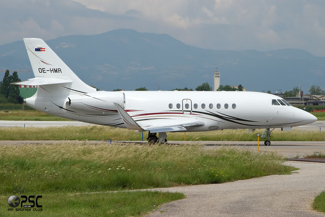 OE-HMR Falcon 2000LX 152 Tupack Verpackungen GmbH