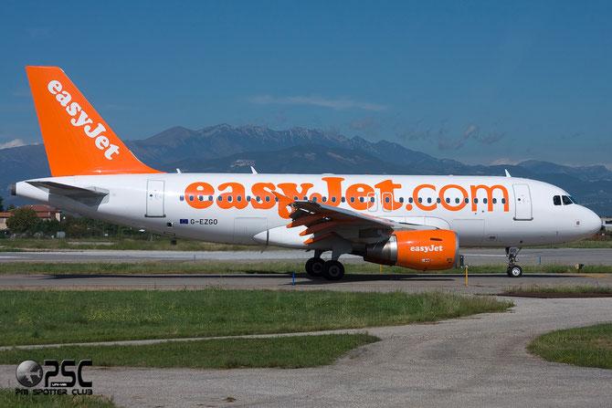 Airbus A319 - MSN 4785 - G-EZGO @ Aeroporto di Verona © Piti Spotter Club Verona