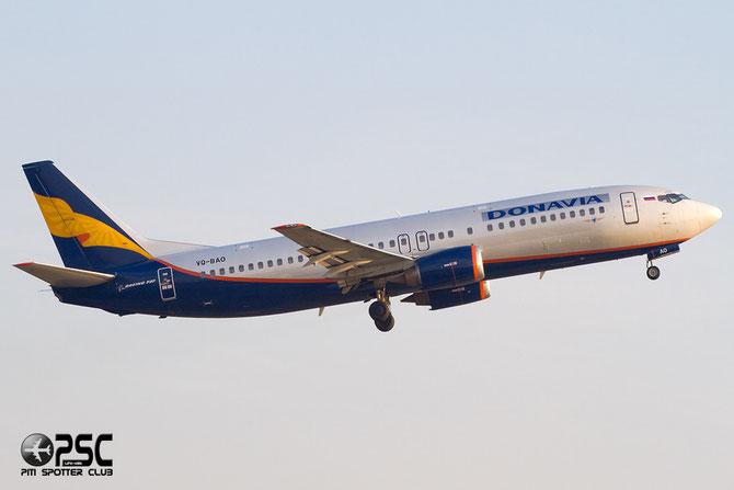 Boeing 737 - MSN 25114 - VQ-BAO @ Aeroporto di Verona © Piti Spotter Club Verona