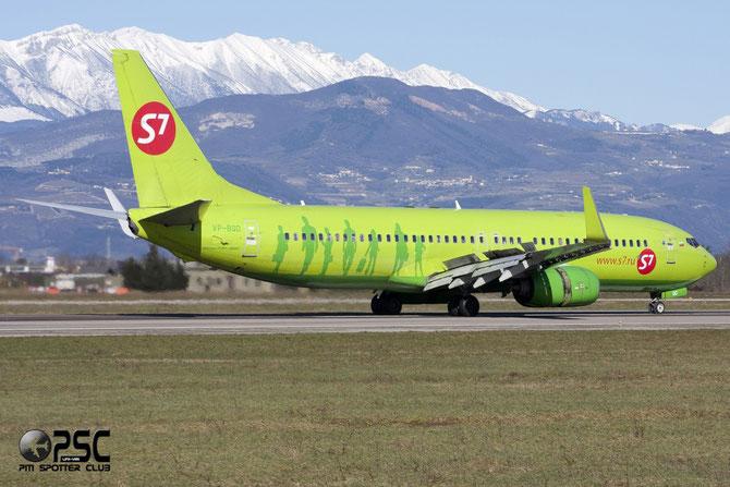 Boeing 737 Next Gen - MSN 28239 - VP-BQD  @ Aeroporto di Verona © Piti Spotter Club Verona