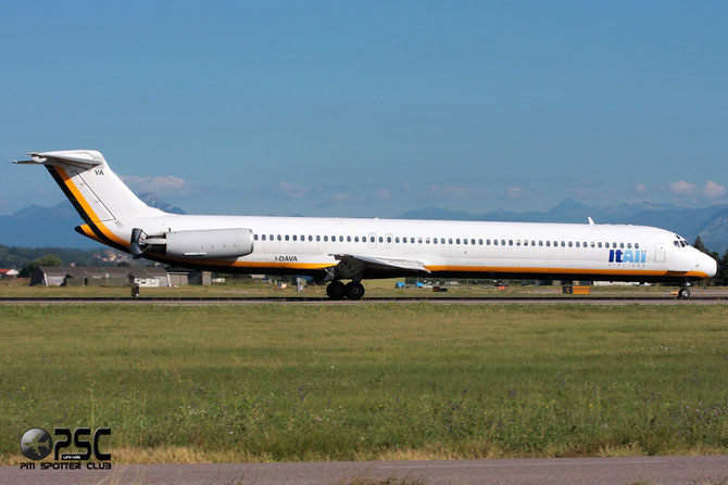 I-DAVA MD-82 49215/1253 Air Bee